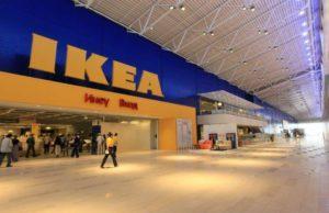 Отмена строительства IKEA на «Беговой» в Москве
