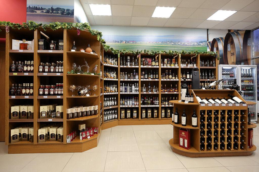 Сделка с винным магазином «Фанагория»